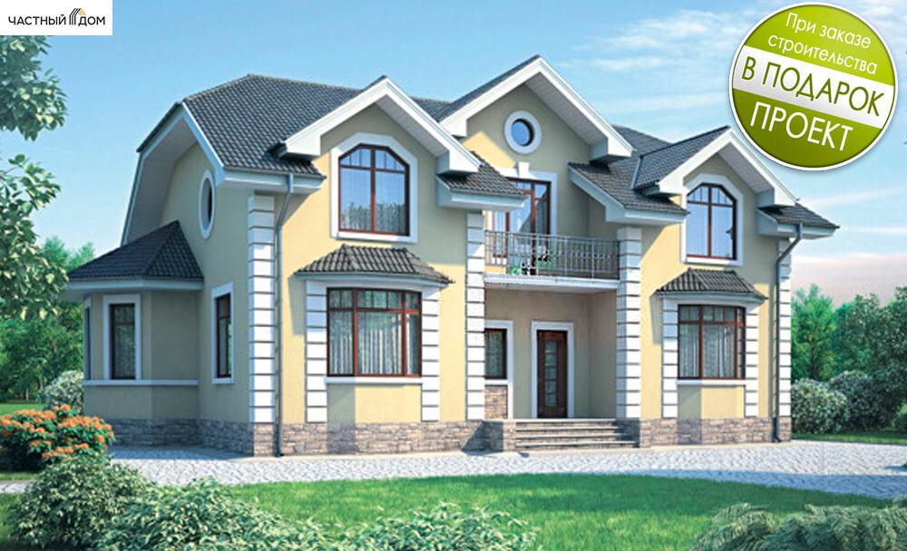 Проект дома 53-90