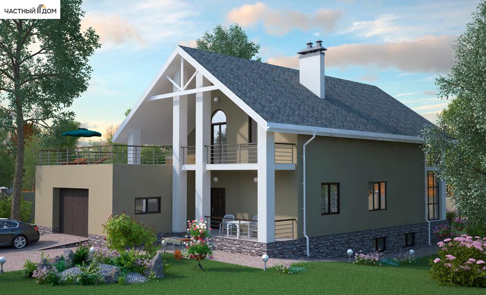 Проект дома 039-15