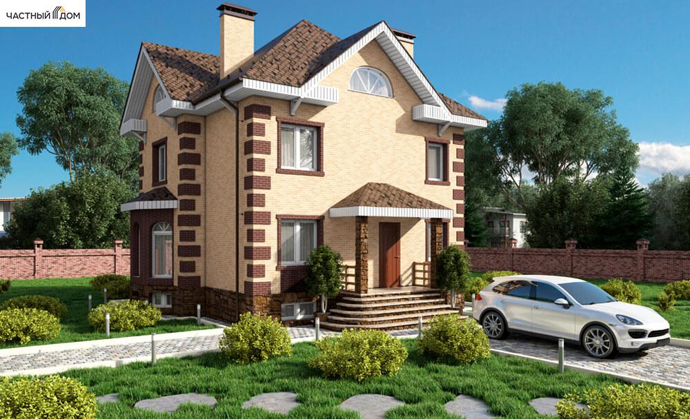 Проект дома 065-13