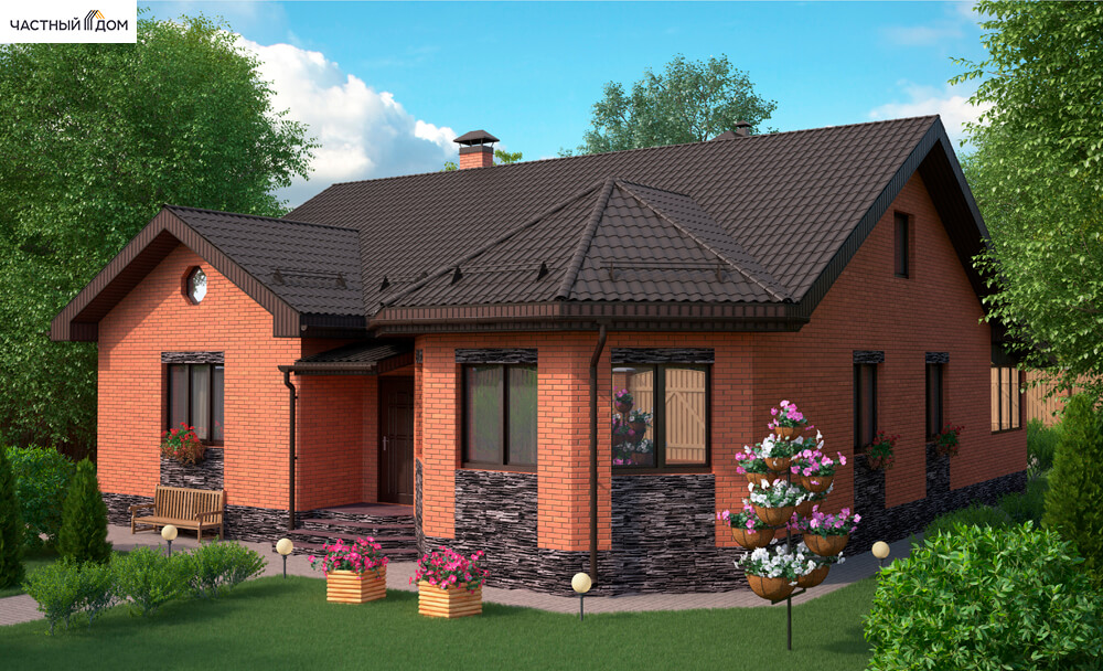 Проект дома 037-15