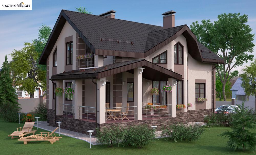 Проект дома 002-15
