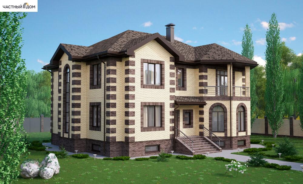 Проект дома 004-16