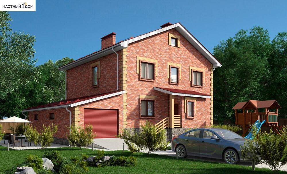 Проект дома 010-12