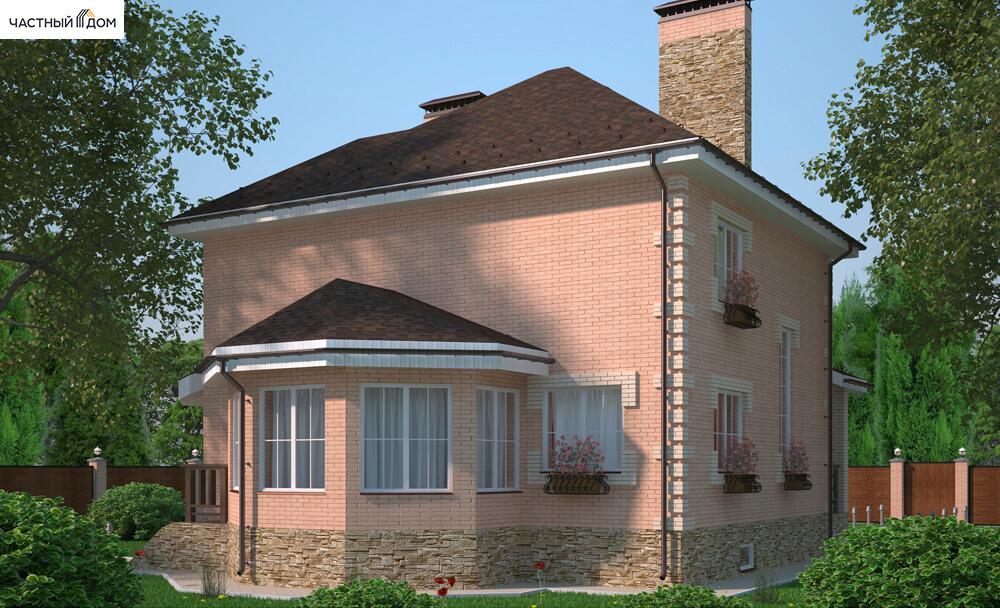 Проект дома 038-13