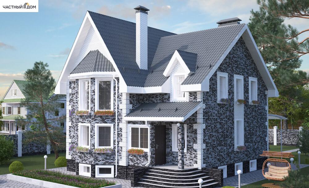 Проект дома 039-12