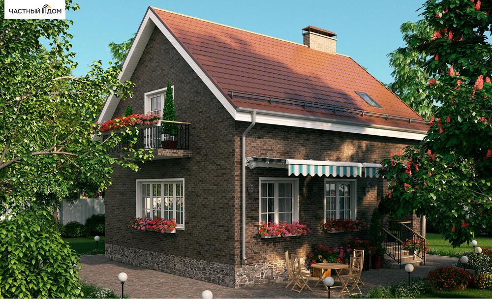 Проект дома 019-11