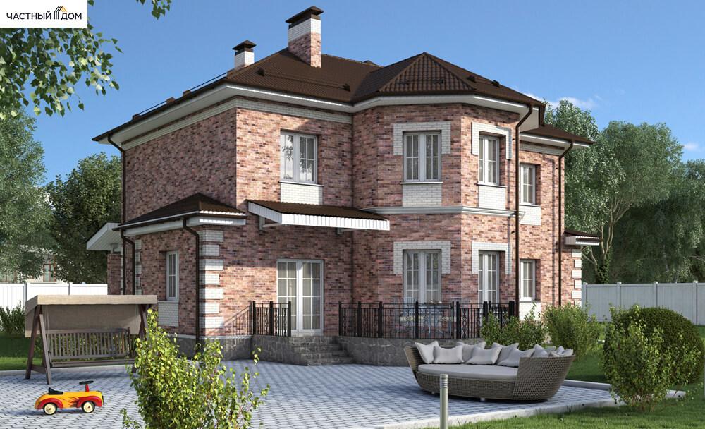 Проект дома 102-13