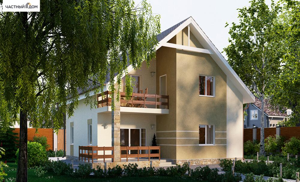 Проект дома 002-14