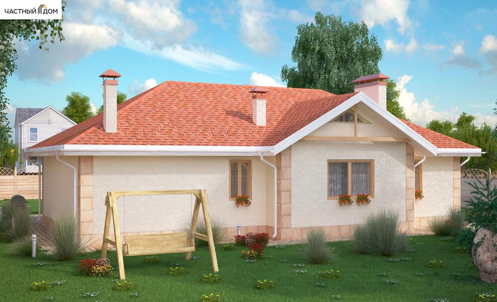 Проект дома 063-14