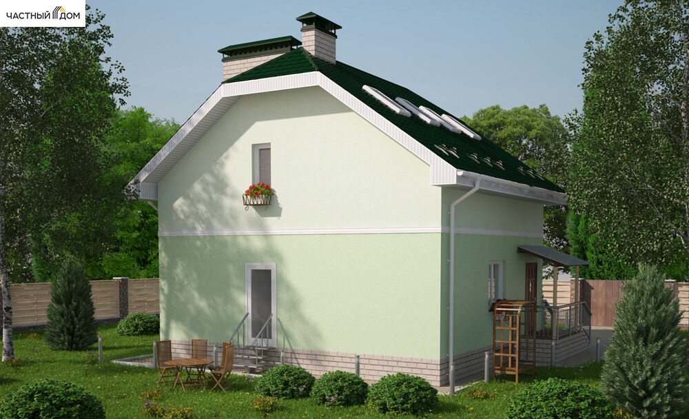Проект дома 014-12