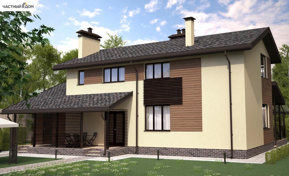 Проект дома 079-15