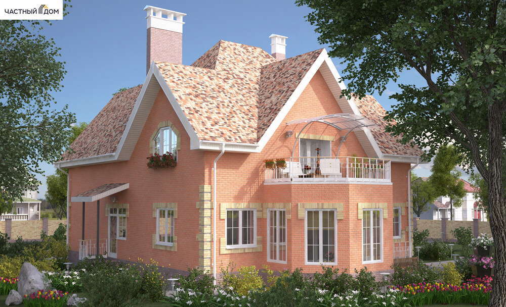 Проект дома 011-12