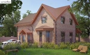 Проект дома 032-14