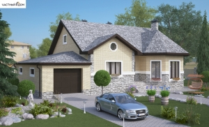 Проект дома 038-15