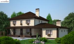 Проект дома 047-12