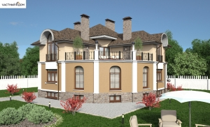 Проект дома 048-12