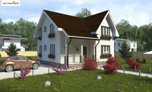 Проект дома 019-14