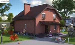 Проект дома 061-14