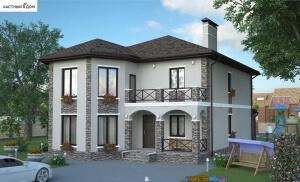 Проект дома 079-14
