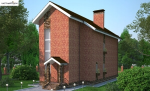 Проект дома 080-13