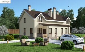 Проект дома 085-13