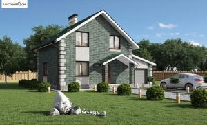 Проект дома 034-14