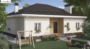 Проект дома 003-15