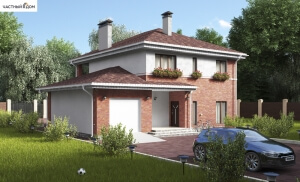 Проект дома 002-13