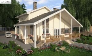 Проект дома 032-12