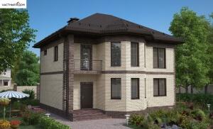 Проект дома 055-15