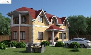 Проект дома 062-12