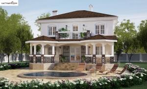 Проект дома 098-13