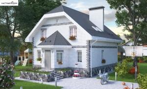 Проект дома 00-11