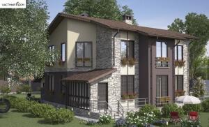 Проект дома 050-11