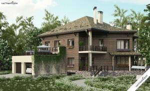 Проект дома 053-13