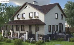 Проект дома 057-14