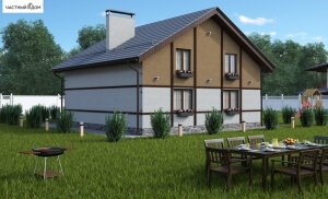 Проект дома 020-14