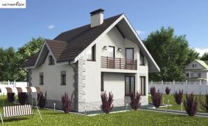 Проект дома 012-13