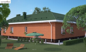 Проект дома 013-15