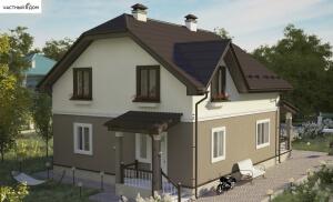 Проект дома 030-13