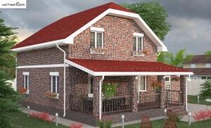 Проект дома 060-12
