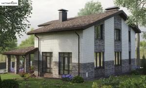 Проект дома 066-15
