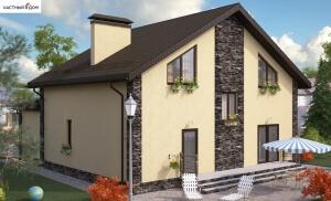 Проект дома 073-14
