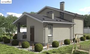 Проект дома 011-13