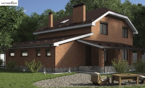 Проект дома 008-12