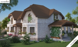 Проект дома 028-14